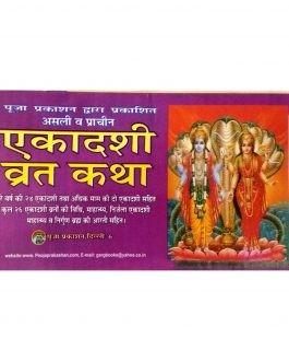 Ekadashi Vrat Katha Book