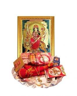 Navratri Pooja Thali