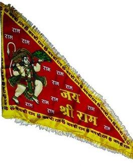 Jai Shri Ram Flag / Jhanda / Dwajh