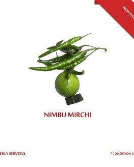 Nimbu Mirchi