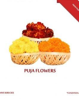 PUJA FLOWERS (PUSHP / PHOOL)