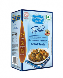 Ghree ( Mother Dairy )