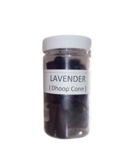 Lavender Dhoop Cone